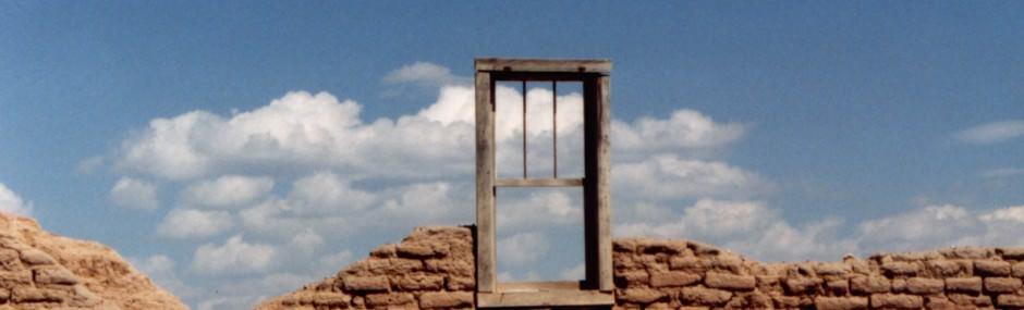 New Mexico window