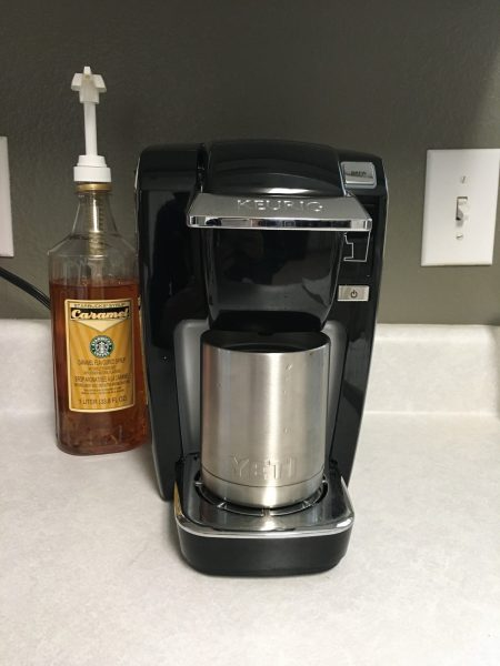 Yeti Rambler Lowball Cup Is Perfect Match For Keurig K15